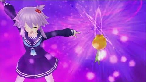 Hyperdimension Neptunia Victory - Neptune - SP Skills EXE Drives