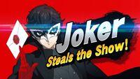 Joker SSBU tagline