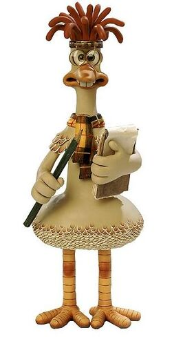 Mac (Chicken Run)