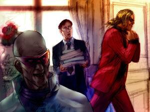 Paul Phoenix and Doctor Abel - Epilogue - Page 2 - Tekken 4