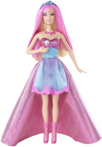 Princess Tori 2 in 1Transforming Doll 4