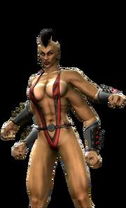 Sheeva mk2011 body