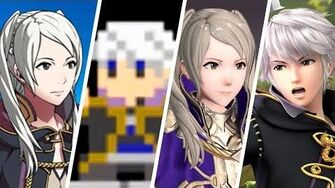 Evolution of Robin (2012 - 2019)