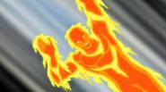 Human Torch Avengers