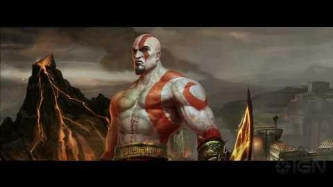 Mortal Kombat Kratos Ending Video
