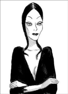 what is morticia addams