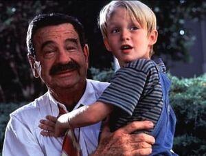 Mr Wilson In Dennis The Menace Movie