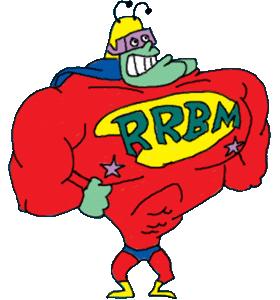 Really Really Big Man