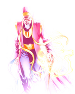 The Ancient One redrawn