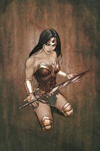 Wonder Woman Vol 5 74 Textless Variant