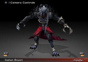 DC CG Model Galian Beast 1