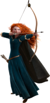 MeridaArcher-Brave