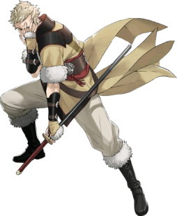 Owain (FE13 Artwork)