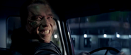 T-800's grin