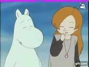 Alice and Moomin's Laugh