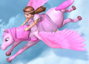 Cloud Princess Rose