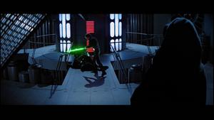 Darth Vader mercy