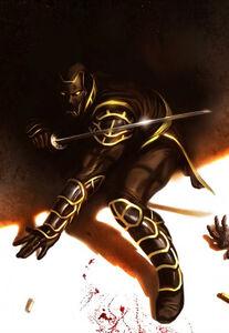 Hawkeye-as-Ronin