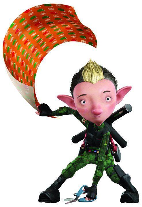 Arthur Christmas Elves.Bryony Shelfley Heroes Wiki Fandom Powered By Wikia