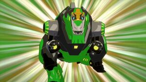 Grimlock Charge Time