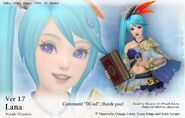 Mmd lana dl ver 1 7 hyrule warriors by jakkaeront-d973de9