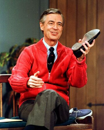 Mister Rogers Mister Rogers Neighborhood Heroes Wiki Fandom