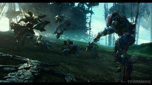 Transformers The Last Knight International Trailer 4K Screencap Gallery 324