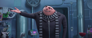 Gru says about carbonite