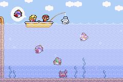 Mario Party-e Mario and Peach