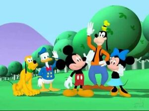 Mickey mouse clubhouse pilot
