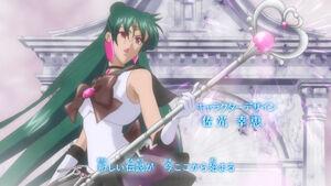 Sailor moon crystal intro sailor pluto