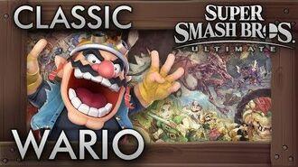 Super Smash Bros. Ultimate- Classic Mode - WARIO - 9
