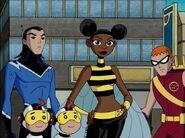 Bumblebee (Teen Titans 2003) 16