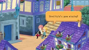 Elrena and Lauriam KHUX