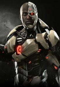Injustice2Cyborg
