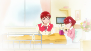 KKPCALM06 Akira with Miku