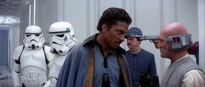 Lando Calrissians noble choice