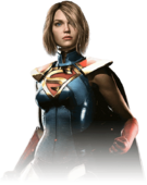 Supergirl v 2 injustice 2 render