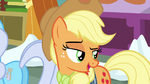 Applejack she couldn't wait patiently BGES1