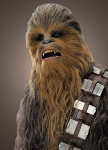 Chewbacca TLJ