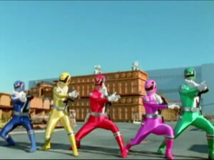 Power Rangers S.P.D. - Roll Call