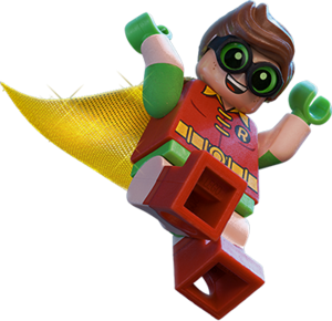 Robin lego batman movie
