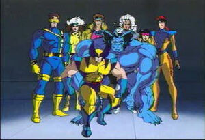 X-Men animated