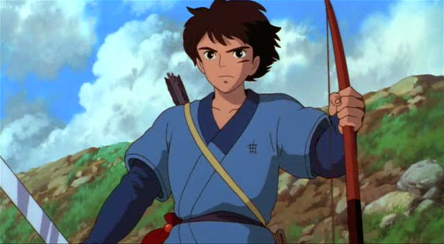 Prinz Ashitaka