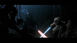 Darth Vader Dagobah