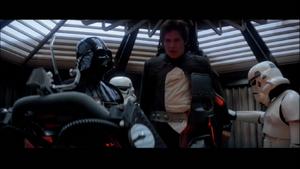 Darth Vader comeuppance