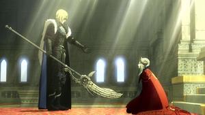 Dimitri ending