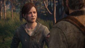 Ellie disowns Joel