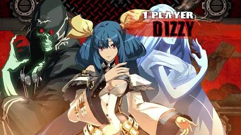 Guilty Gear Xrd -REVELATOR- Dizzy's Theme