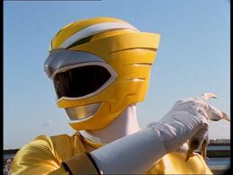 WF Yellow Ranger